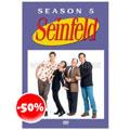 Seinfeld Seizoen 5 Dvd