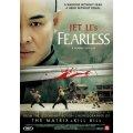 Fearless DVD