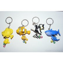 Finding Nemo Keychain With Kid