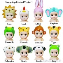 Sonny Angel Animal Series Version 1 Good Luck Charm