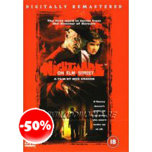 Nightmare On Elm Street 1 Dvd Freddy Krueger