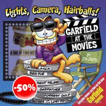 Garfield At The Movies Boek