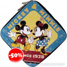 Mickey And Minnie Mouse Cd Case