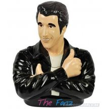 Happy Days Super Cool The Fonz Koekjestrommel Vintage Groot Beeld