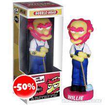 The Simpsons Serie 2 Willie Wacky Wobbler