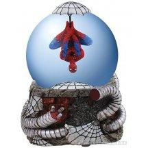 Spider-man Water Globe Statue