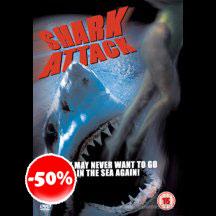 Shark Attack DVD