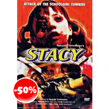 Stacy Zombie Horror Dvd