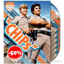 Chips-season 1   Dvd
