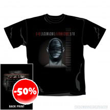 Lacuna Coil Karmacode T-Shirt Los