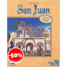 San Juan Puerto Rico Boardgame