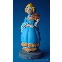 Bob Et Bobette Kaartendans Wiske Statue