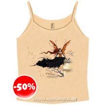 Wind Ritual Top T-shirt Fairy