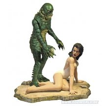 Universal Monsters Select Creature From Black Lagoon Figuur Set