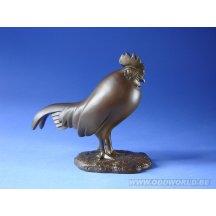 Francois Pompon  Rooster Grande  Statue