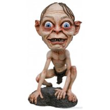 Lord Of The Rings Smeagol Head Knocker Statue