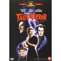 Tales of terror DVD