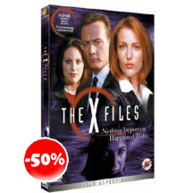The X Files : Nothing Important Happened Today Dvd