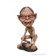 Lord Of The Rings Gollum Head Knocker Statue