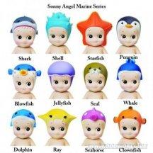 Sonny Angel Marine Series Lucky Charm Doll