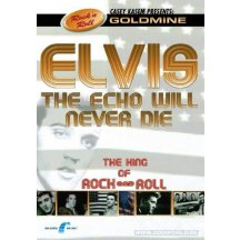 Elvis the echo will never die DVD