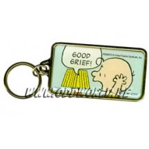 Peanuts Sleutelhanger Charlie Brown Snoopy Set