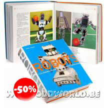 Robots From Science Fiction To Technological Revolution Robot Boek