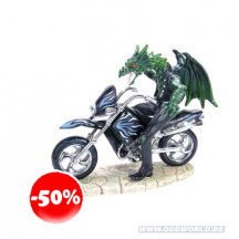 Easy Riders There's nothing like winning! Dragon Statue