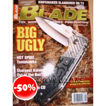 Blade Magazine September 2004 Messen Wapens