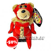 Scarlet Mini Plush Bad Taste Bears
