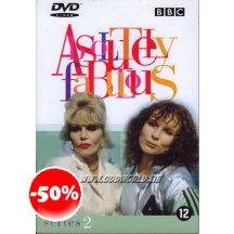 Absolutely Fabulous Series 2 Dvd