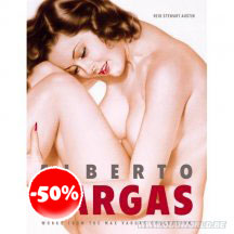 Alberto Vargas Works From The Max Vargas Collection Boek